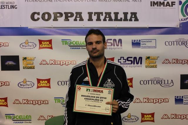 Risultati 3 Coppa Italia di BJJ/Grappling GI - 8 Novembre 2015 8