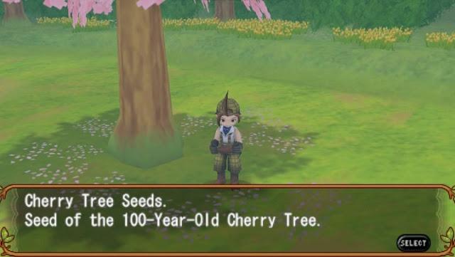 Cherry Tree Seeds atau yang biasa di kenal dengan nama Bibit Pohon Cherry ialah salah sat Misteri  Cherry Tree Seeds  Terpecahkan [ HM HoLV ]