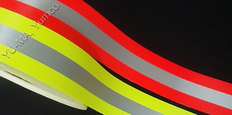 Рефлектирачка трака - пругаста