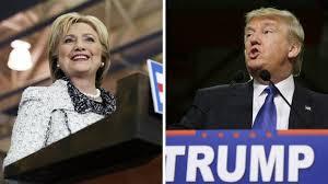 Trump et Clinton grands gagnants des primaires de mardi