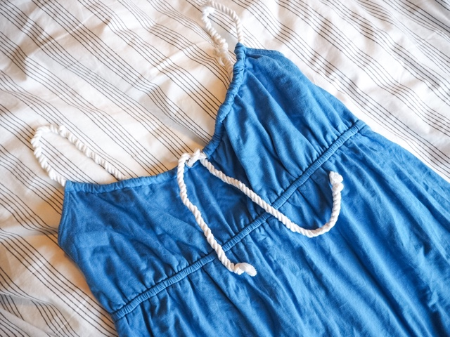 #neverbeenworn-oxfam-collect+-charity-competition-win-fashion-ann-taylor-loft-nautical-dress