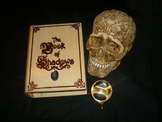 Candle And Scull, Candle Magic