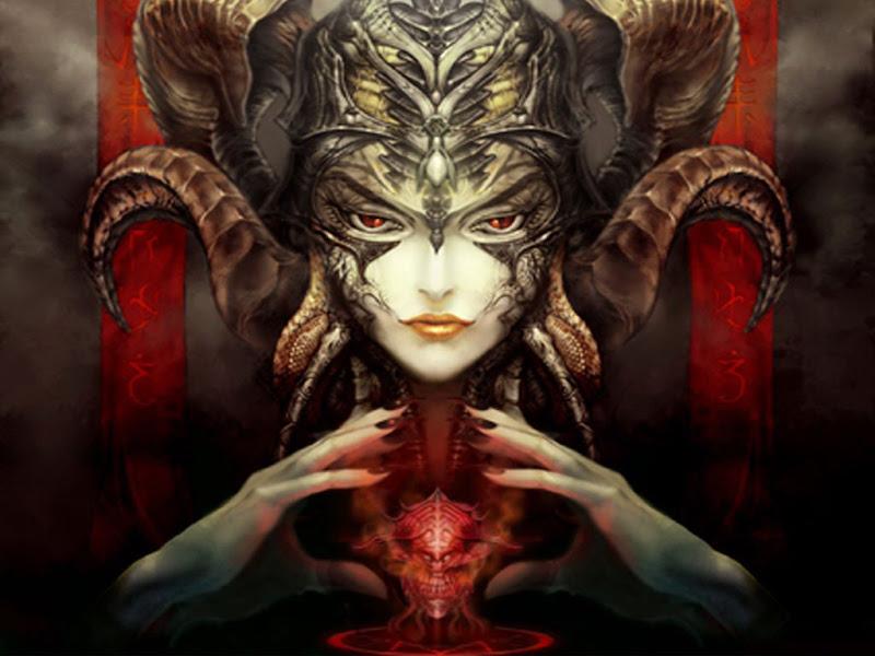 Devils Priestess, Demonesses