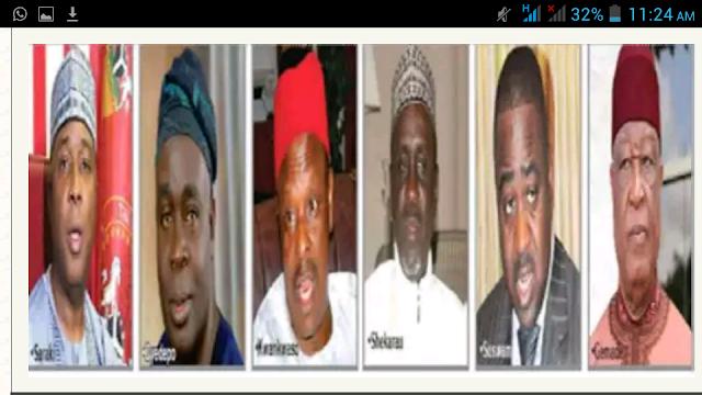 National Assembly Leadership: APC Caucus Frets, Hopes To Stop Saraki, Dogara