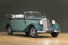 021 Mercedes-Benz 170 V Cabriolet B 1938
