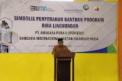 PT. Angkasa Pura II (Persero) Bandara Sultan Iskandar Muda Serahkan Bantuan Kepada Masyarakat, Ini Apresiasi dari Bupati Aceh Besar