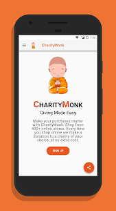CharityMonk : Shop Online | Donate to Charity 1