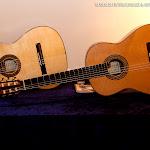 Guitarras de la luthier italiana Donatella Salvato.