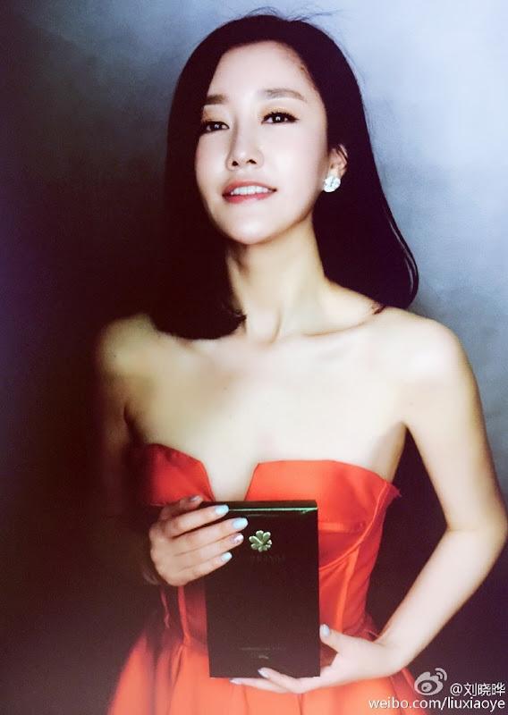 Liu Xiao Ye China Actor