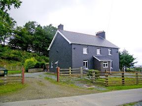Georgian farmhouse at Kerry