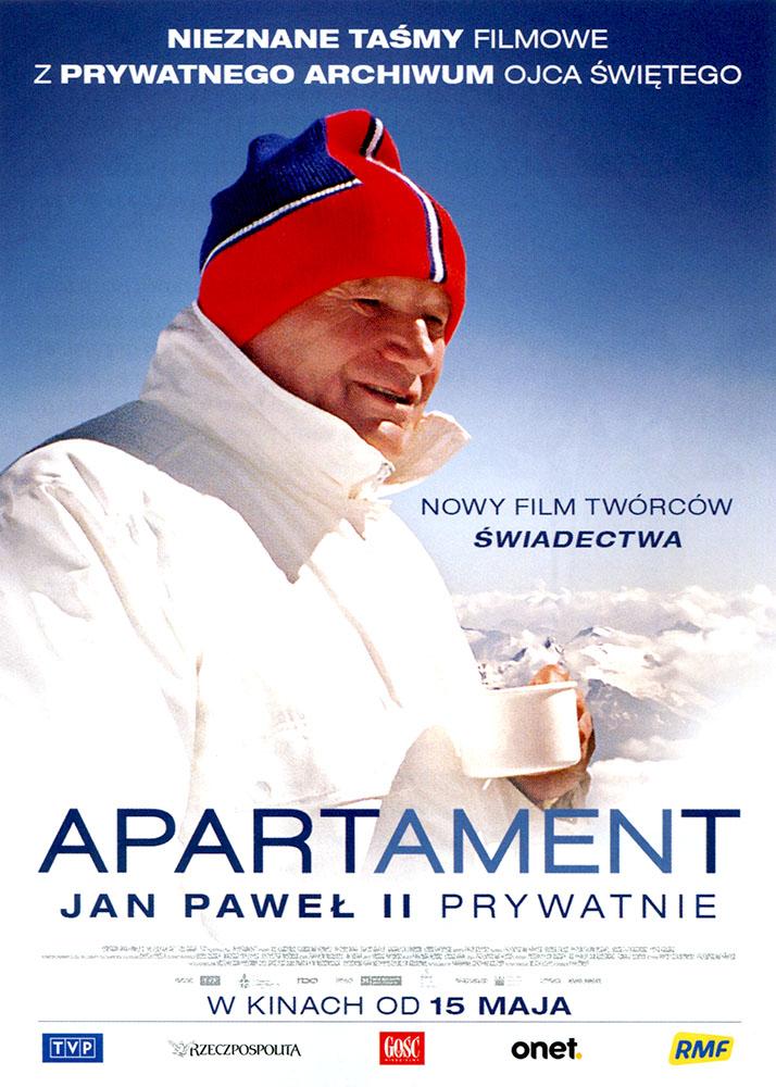 Ulotka filmu 'Apartament (przód)'