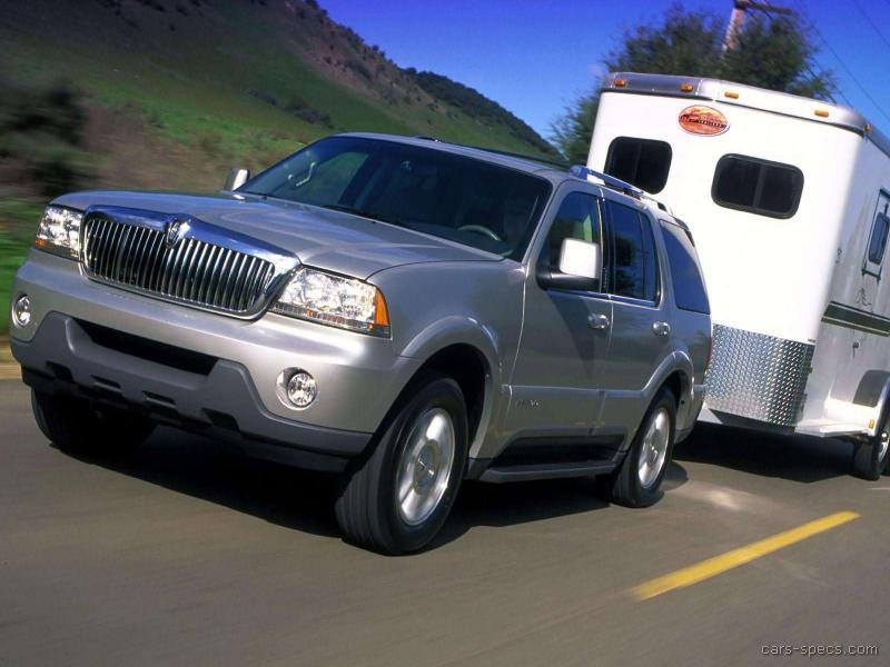 2005 lincoln aviator suv specifications pictures prices. Black Bedroom Furniture Sets. Home Design Ideas