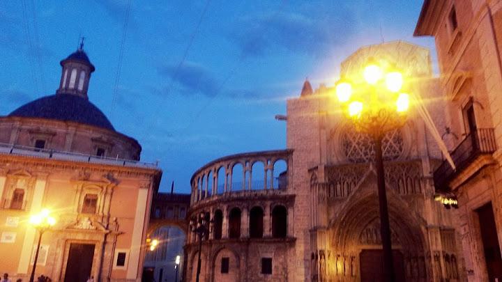 валенсия история старый город