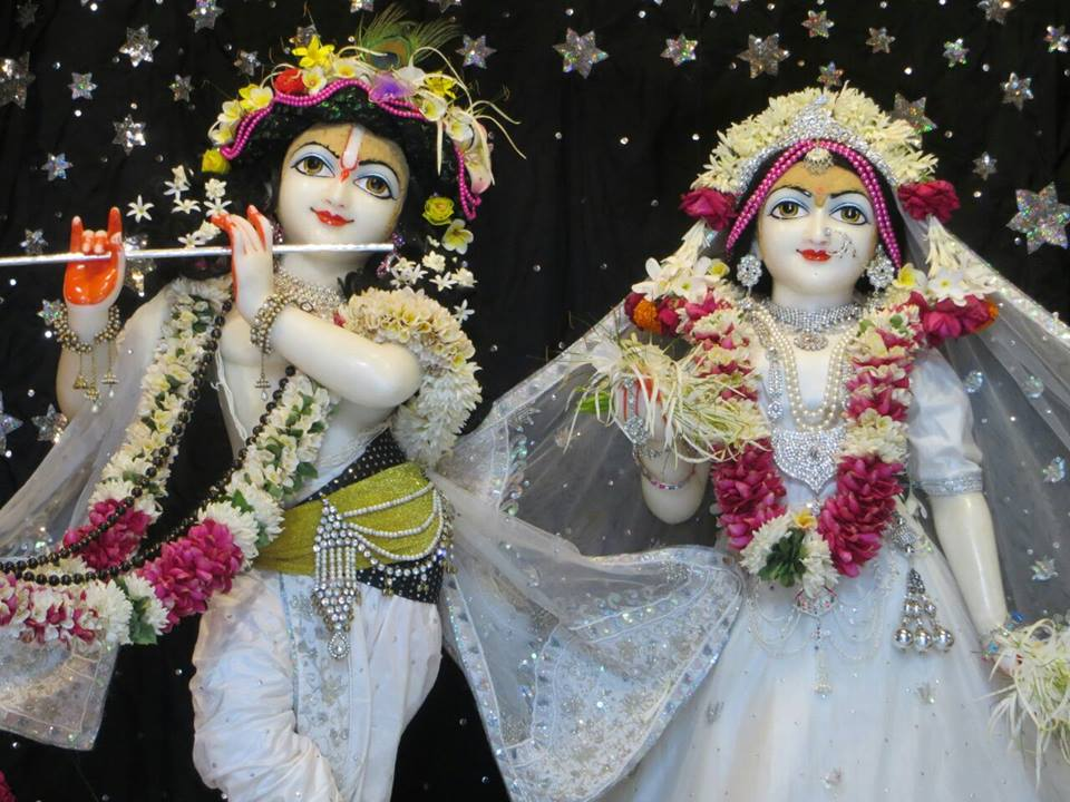 ISKCON Aravade Deity Darshan 11 May 2016 (1)