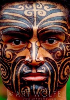 Tribal paintings on Pinterest  Maori Maori Tattoos and Tribal
