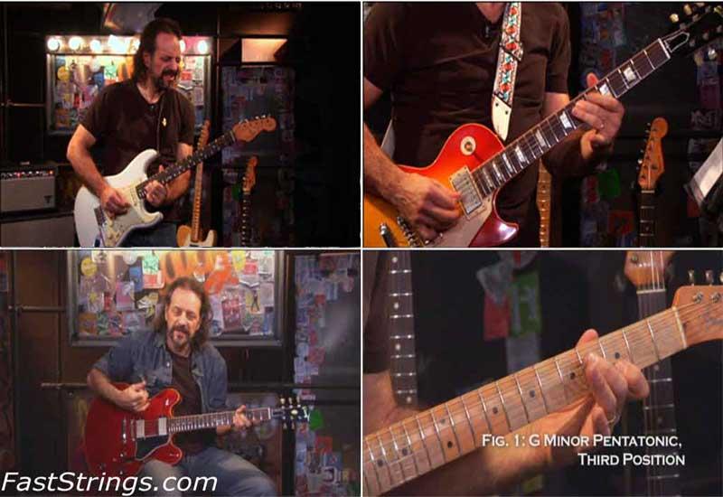 Guitar World - Blues Rock Master Class