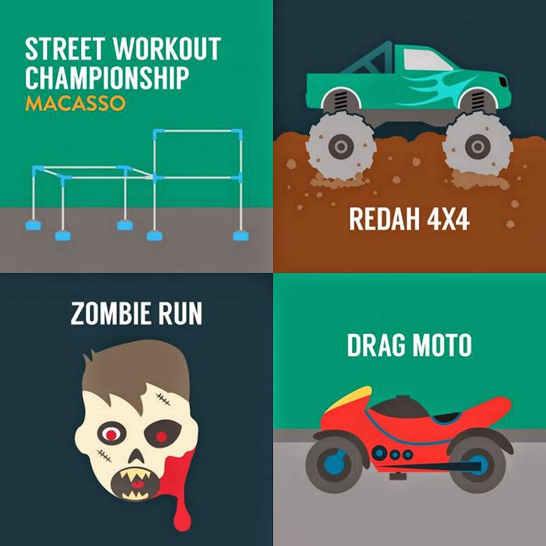 Zombie Run Festival Belia Putrajaya 2014