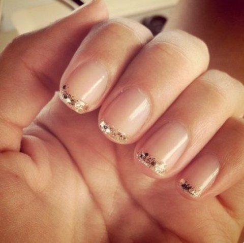 winter wedding nail art for 2015 2016  styles 7
