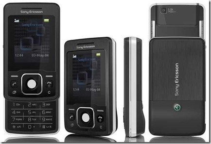 Sony Ericsson T303i