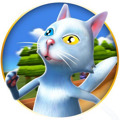貓咪快跑 益智 App LOGO-硬是要APP