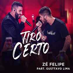 Capa Tiro Certo – Zé Felipe part. Gusttavo Lima