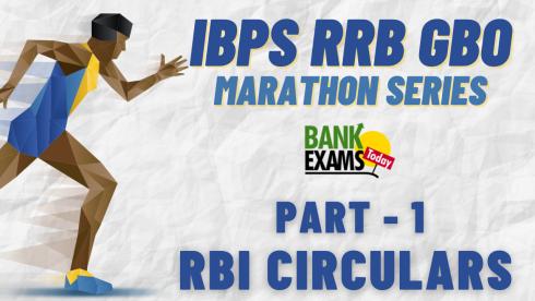 IBPS RRB GBO MARATHON SERIES