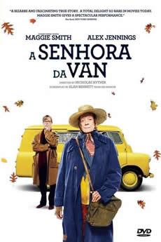 Baixar Filme A Senhora da Van (2015) Dublado Torrent Grátis