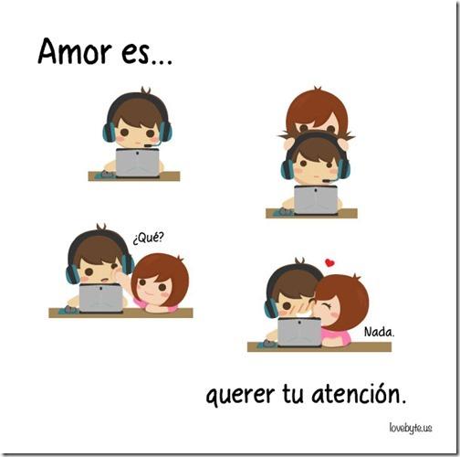 el amor es  (8)