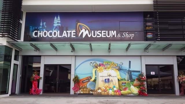 Chocolate Museum Damansara Mata Kat Chocolate Museum