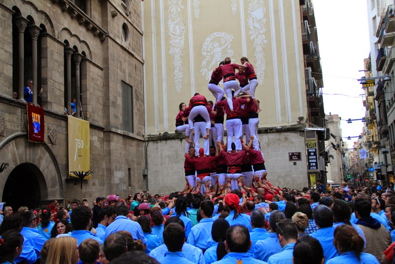 Actuació 20è Aniversari Castellers de Lleida Paeria 11-04-15 - IMG_8930.jpg