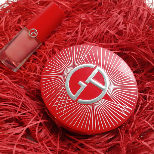 Giorgio Armani Beauty 皇牌 限量版「鮮紅氣墊」