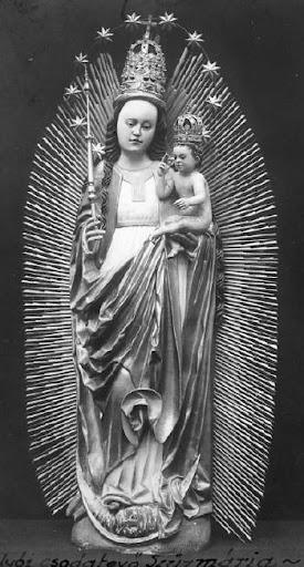 Goddess Boldogasszony Image