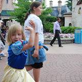 Alvast een prinsessendans doen, want het is bijna tijd voor de prinsessenlunch!
