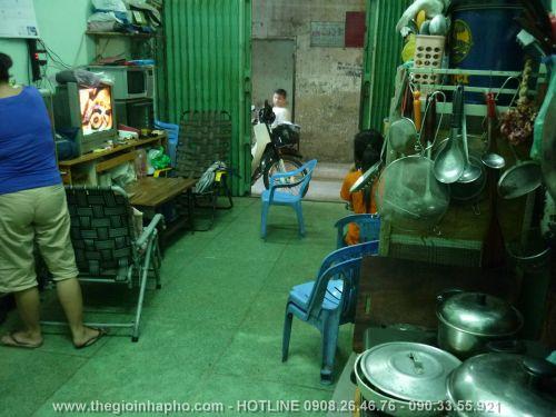 Bán nhà Võ Văn Tần ,Quận 3 giá 2, 65 tỷ - NT63