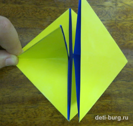 найдите центр треугольника