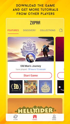 Zepra - Cloud Gaming Lounge 1.1.5.9 screenshots 2