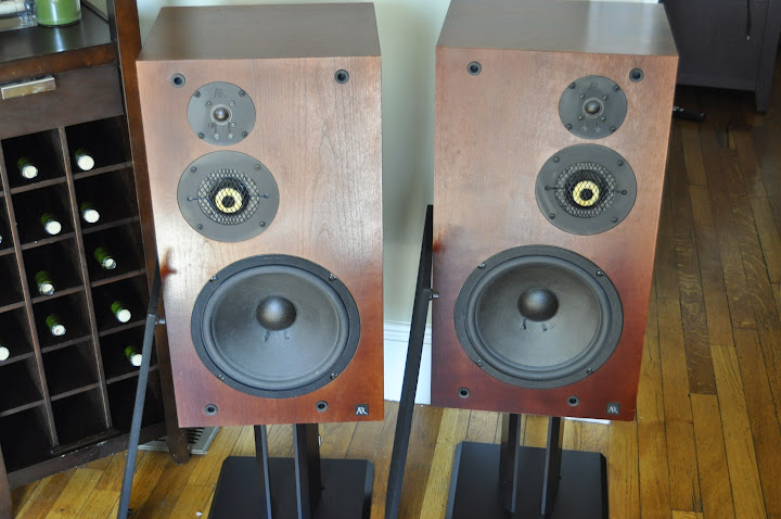 Acoustic Research Ar 303
