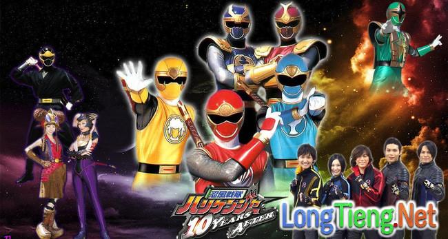Liệu bạn có nhớ 8 đội siêu nhân Nhật Bản đình đám này? - Ảnh 2.
