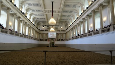Lipizzan Hall