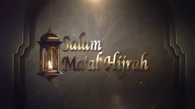 SALAM MAAL HIJRAH 1440H