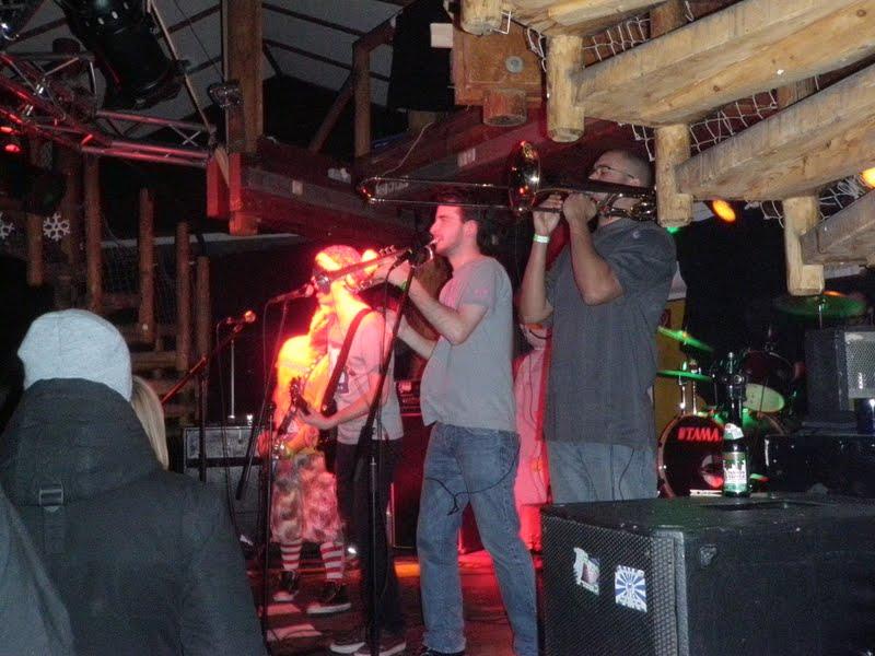 17.12.2010 X-Mas Ska & Punkrock Night