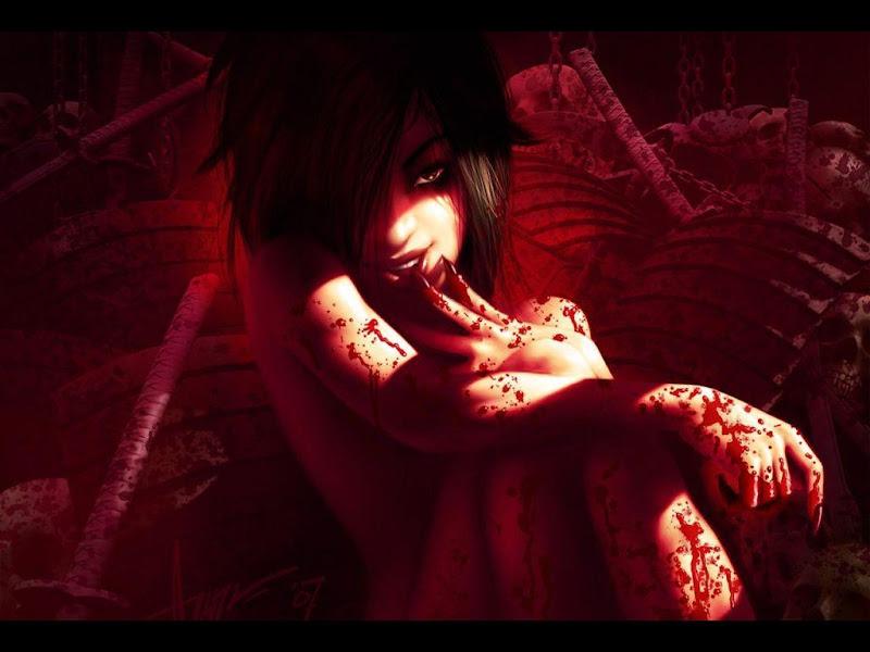 Bloody Vampire, Bloody