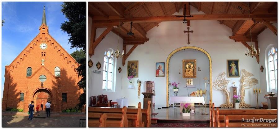 Kościół w Mątawach