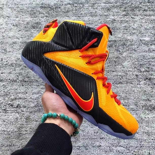 quality design 76e74 508d8 ... 8220Cleveland8221 Nike LeBron 12 aka 8220The Land8221 Drops on June  13th 8220Cleveland8221 ...