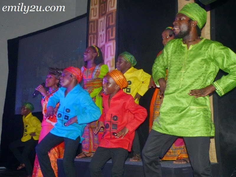 Watoto Children's Choir in Ipoh