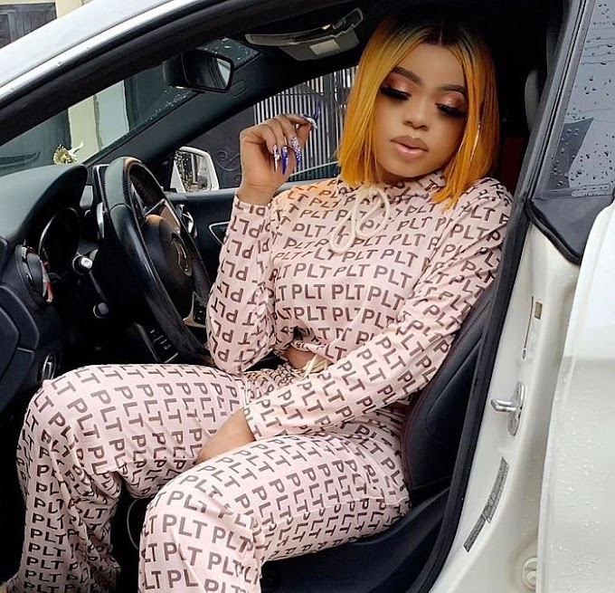 """""""I Don't Compete With Rats, I Own My Crown"""" – Bobrisky Says"""