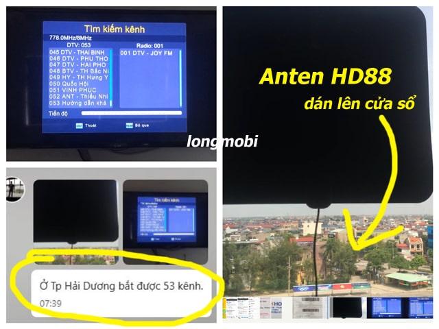 anten dvb t2 trong nha hd88
