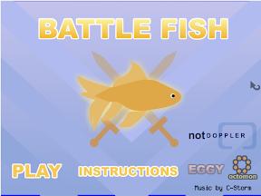 戰鬥金魚 Battle Fish
