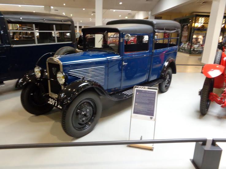 Musée de l'aventure Peugeot à Sochaux DSC01263