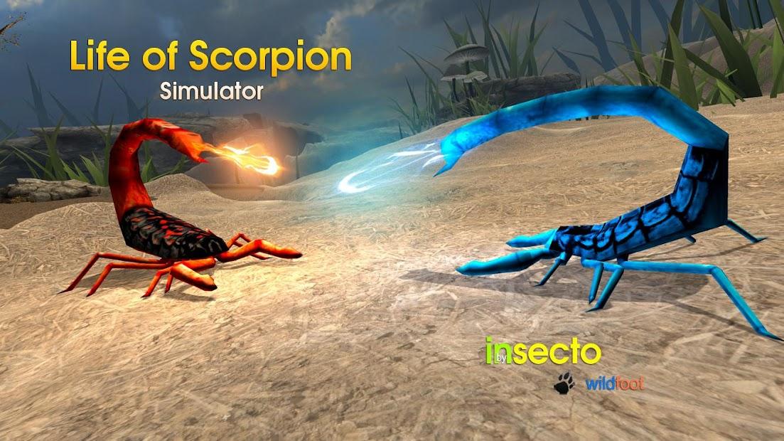 Life of Scorpion screenshot 14